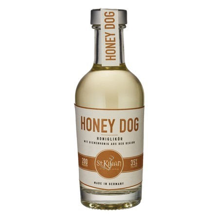 Likör Honey Dog Honiglikör 0,2l