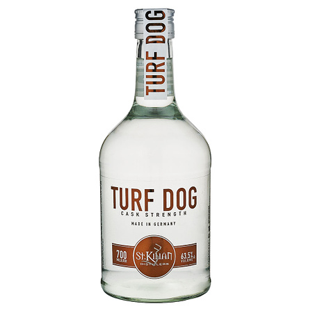 New Make Turf Dog Cask Strength (63,5 % vol)