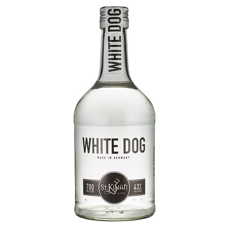 New Make White Dog
