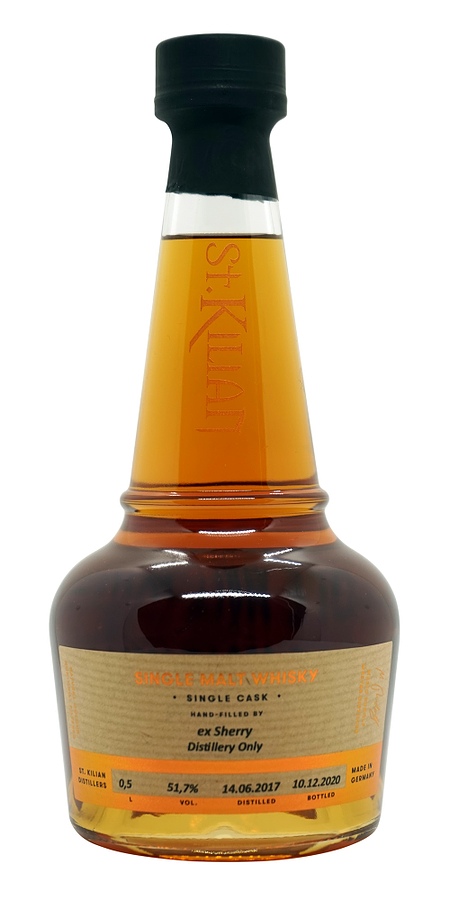 Single Malt Whisky DO Distillery Only Online Edition ex Sherry 0,5 l