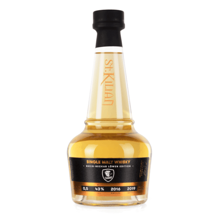 Single Malt Whisky Rhein-Neckar Löwen Edition 0,5l