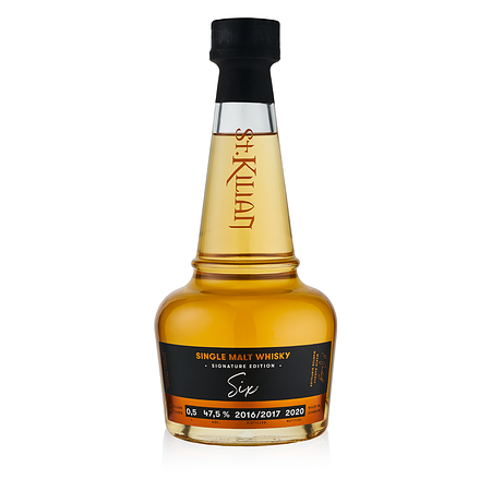 Single Malt Whisky Signature Edition: Six 0,5 l